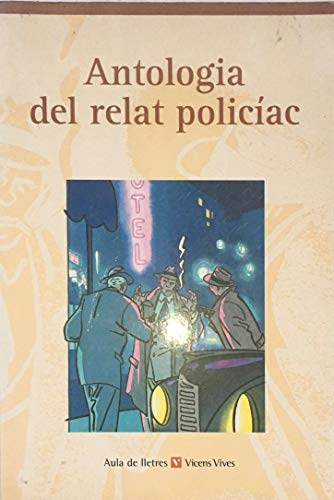 9788431636203: (VAL).14.ANTOLOGIA RELAT POLICIAC (AULA LITERATURA)