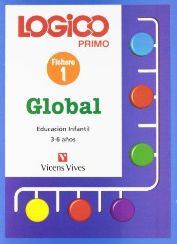 9788431642501: LOGICO PRIMO. GLOBAL 1