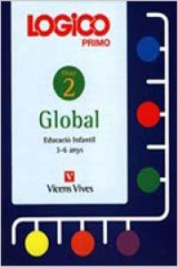 Logico Primo 4. Global. Fitxes Educacio Infantil: Editions, M.D.I.