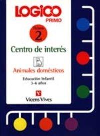 9788431642709: LOGICO PRIMO. ANIMALES DOMESTICOS