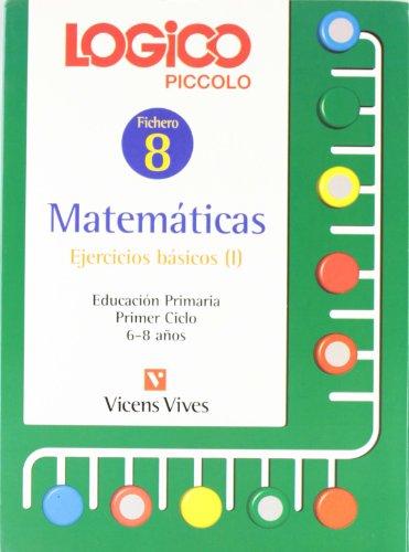 9788431645885: Logico Piccolo. Matematicas Ejercicios Basicos 1.