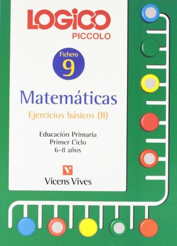 9788431645939: LOGICO PICCOLO. MAT.EJERC.BASICOS 2