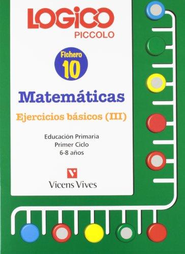 9788431645946: Logico Piccolo. Mat.ejerc.basicos 3 - 9788431645946