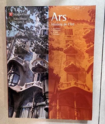 9788431646394: Ars. Libre De L'alumne. Historia De L 'art. Primer Curs.