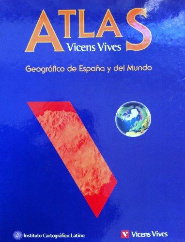 9788431646899: Atlas geografico de Espana y del mundo