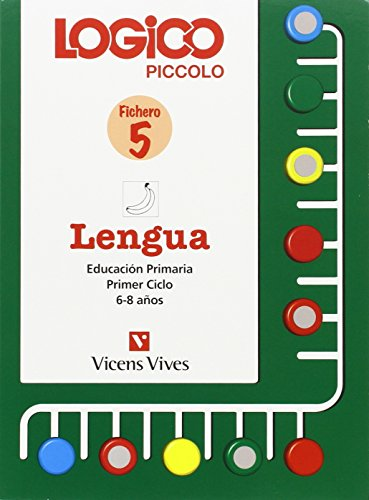 9788431647711: Logico Piccolo Lengua 5 - 9788431647711
