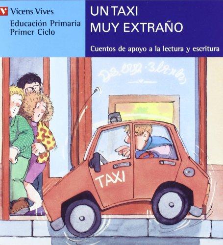 Un Taxi Muy Extraño. Serie Azul. Letra: Fernandez Buñuel, Ana/Rodriguez