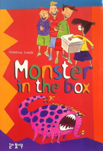 9788431649821: Monster in the box