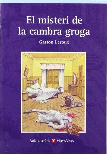 El Misteri De La Cambra Groga. Auxiliar Bup: n/a