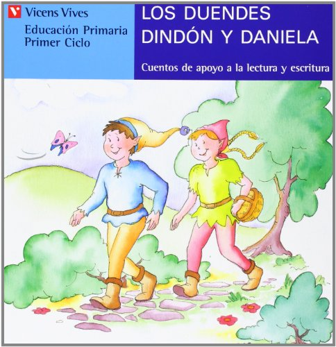 9788431651435: 4: Los duendes Dindon y Daniela / The elves Daniela and Dindon (Serie Azul / Blue Series) (Spanish Edition)