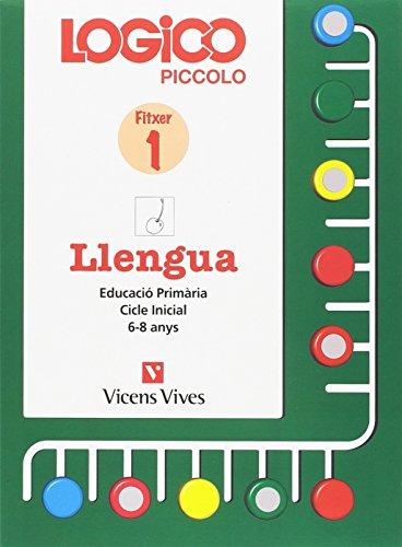 9788431651831: Logico Piccolo Llengua. Fitxer 1. Llengua. Fitxes (Logico Piccolo Català) - 9788431651831