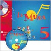 9788431660642: La Musa 5. Llibre De L'alumne. Musica. Cinque Curs - 9788431660642