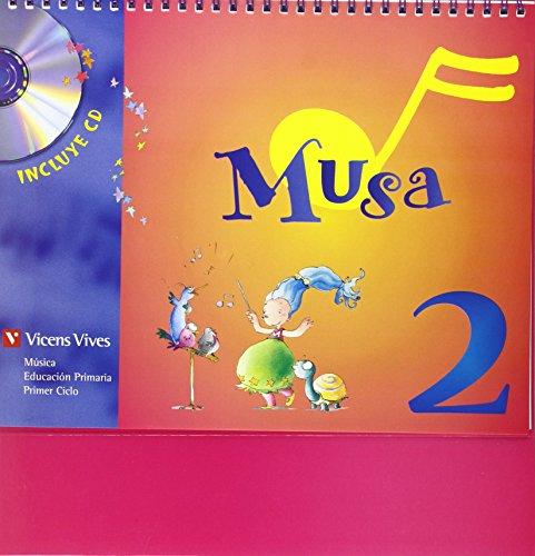 9788431661007: Musa 2. Libro Del Alumno. Musica. Segundo Curso. - 9788431661007