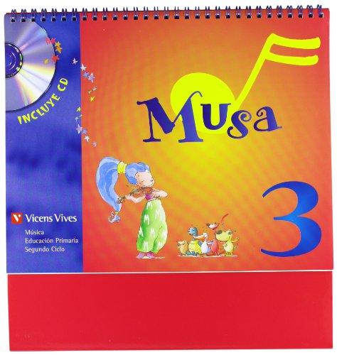 9788431661014: Musa 3. Libro Del Alumno. Musica. Tercer Curso. - 9788431661014