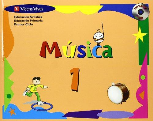 9788431661687: MUSICA 1+CD N/E: 000002-9788431661687