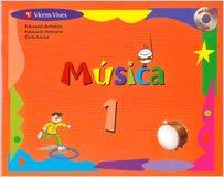 cat).(08).musica 1r.primaria (+cd) catala: Cateura Mateu, Maria