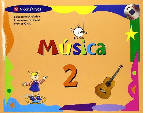 01).musica 2o.primaria (+cd): Cateura Mateu, Maria