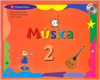 cat).(05).musica 2n primaria (+cd) catala: Cateura Mateu, Maria