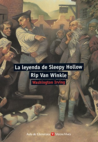 9788431663797: La Leyenda de Sleepy Hollow: Rip Van Winkle / The Legend of Sleepy Hollow: Rip Van Winkle (Aula de Literatura)