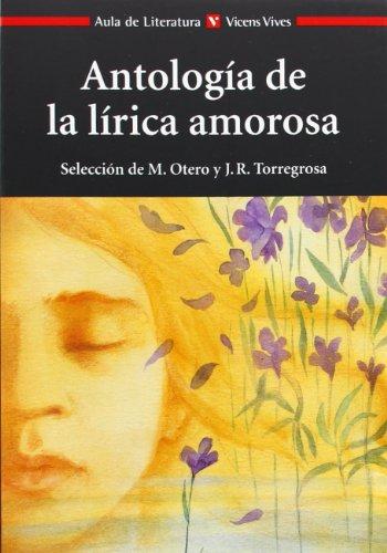 9788431664862: Antologia De La Lirica Amorosa N/e (Aula de Literatura) - 9788431664862