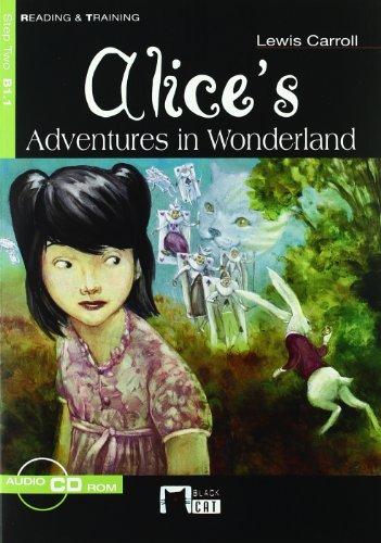 9788431665371: Alice's Adventures in Wonderland. Book + CD-ROM