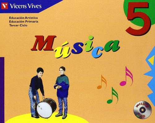 EXPRESIÓN ARTÍSTICA, MÚSICA, 5 EDUCACIÓN PRIMARIA, 3: CATEURA MATEU, MARÍA