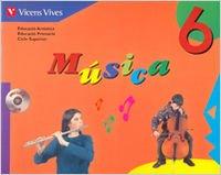 cat).(05).musica 6.6e.primaria (+cd): Cateura Mateu, Maria