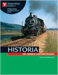 Historia del mundo contemporáneo, humanidades y ciencias: Fernandez Garcia, Antonio
