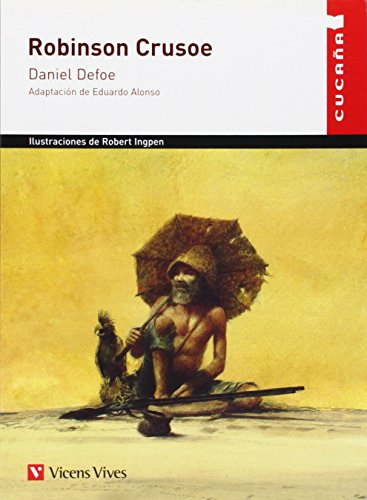 9788431668044: Robinson Crusoe (Cucana) (Spanish Edition)