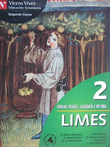 9788431669157: Limes 2, geografia e historia 2º e.s.o.