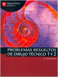 9788431669447: Problemas Resueltos De Dibujo Tecnico.libro Del Alumno