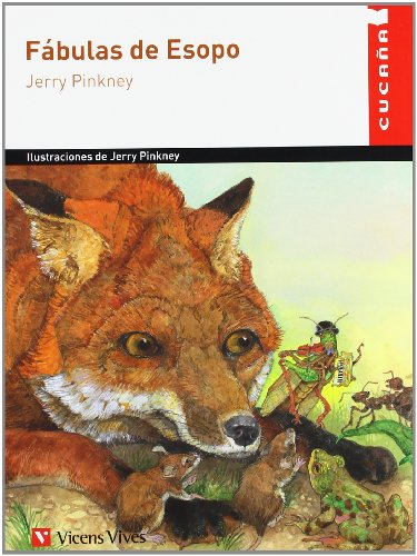 Fabulas de Esopo (Cucana) (Spanish Edition): Jerry Pinkney