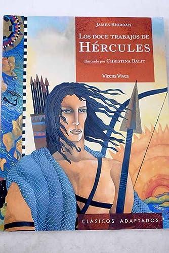 9788431671785: 6. Los doce trabajos de Hércules (Clásicos Adaptados)
