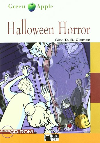 9788431672362: A Halloween Horror N/e Cd-cd Rom (Black Cat. Green Apple)