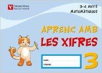 9788431672478: (CAT).(08).APRENC XIFRES 3.(3-4 ANYS)