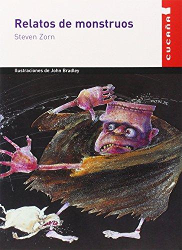 9788431672577: Relatos de Monstruos (Cucana) (Spanish Edition)