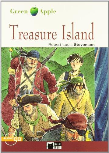 TREASURE ISLAND+CD GREEN [Perfect Paperback] by Varios