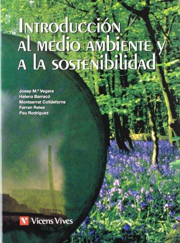9788431673383: Introduccion Al Medio Ambiente Y La Sostenibilidad