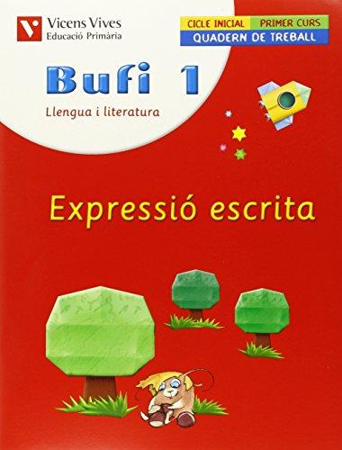 9788431673666: Bufi 1 Expressio Escrita