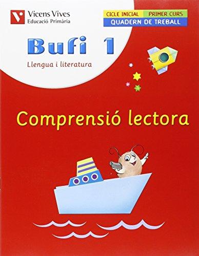 9788431673680: BUFI 1. COMPRENSIO LECTORA