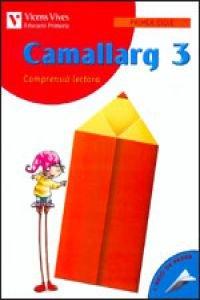 9788431673710: Camallarg 3