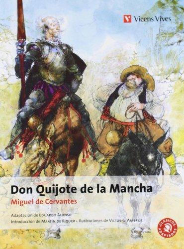 9788431673963: Don Quijote de La Mancha, ESO. Material auxiliar (Clásicos Adaptados) - 9788431673963