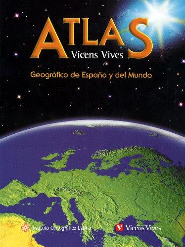 9788431674120: (1) Atlas Geografico De España Y Del Mundo