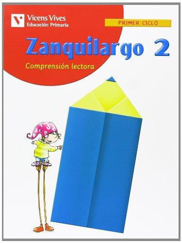 9788431674298: Zanquilargo 2