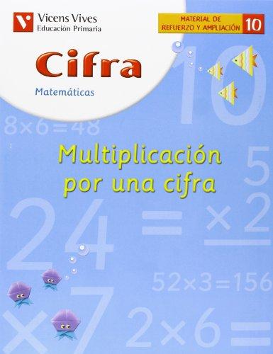9788431675868: C- 10. Cifra Multiplicación por una cifra