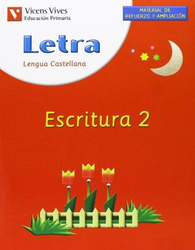 9788431676117: Letra Escritura 2. Cuaderno. Lengua Y Literatura - 9788431676117