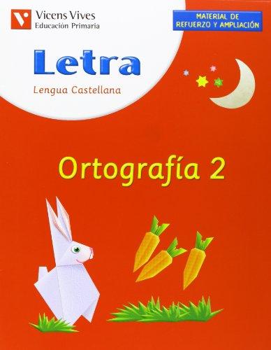 9788431676131: LETRA ORTOGRAFIA 2