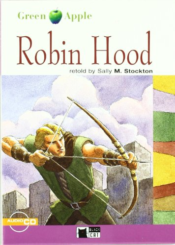 ROBIN HOOD STEP 2 GREEN APPLE