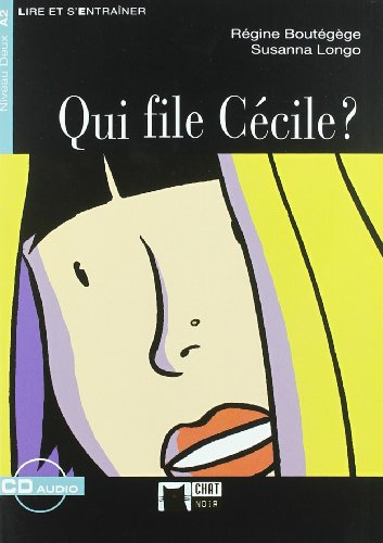 QUI FILE CECILE+CD FRANCE: Varios