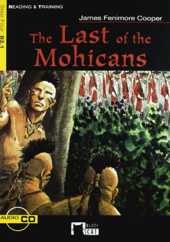 The Last Of The Mohicans. Material Auxiliar: FENIMORE